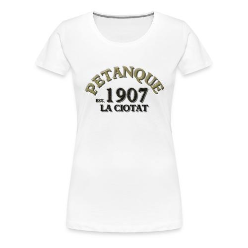 1907 - Women's Premium T-Shirt