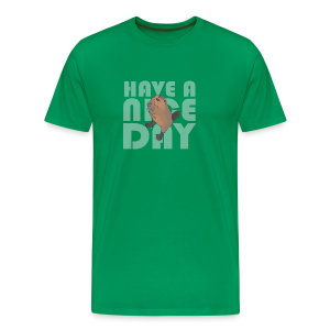 NICE DAY - Men's Premium T-Shirt