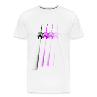 T-Shirts ~ Männer Premium T-Shirt ~ Fernsehturm Men