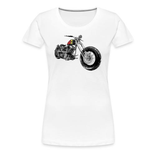moto 2 - T-shirt Premium Femme