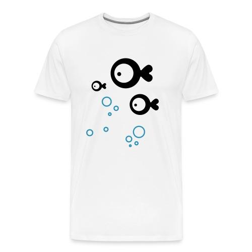 Kopfüber - Männer Premium T-Shirt
