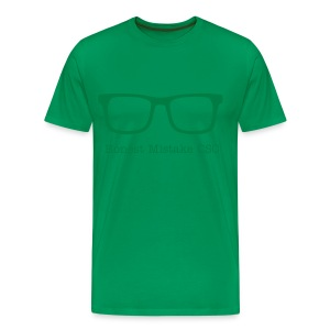 Honest-Men-Green - Men's Premium T-Shirt