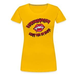 Siebenbürgen - liegt mir im Blut - Frauen Premium T-Shirt