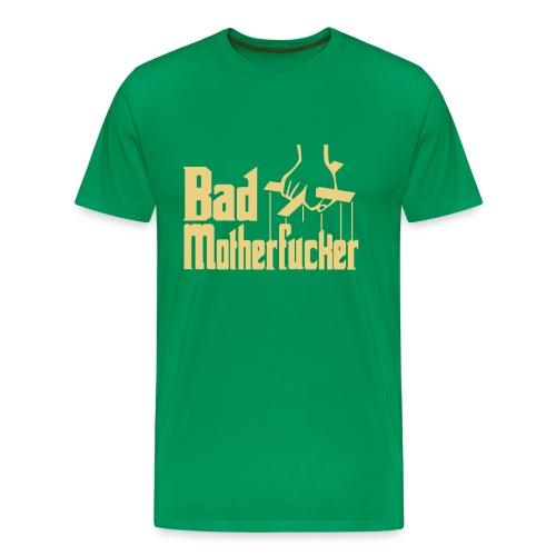 Bad Motherfucker - Premium T-skjorte for menn
