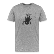 T-Shirts ~ Men's Premium T-Shirt ~ Mech Sub dark