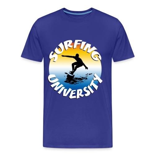 surfing - T-shirt Premium Homme