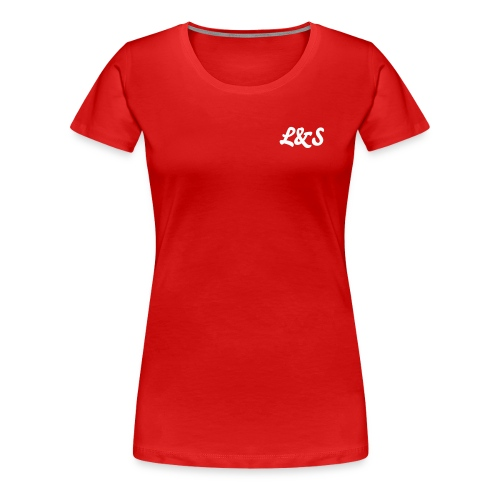 I LOVE SENSATION GIRLS - T-shirt Premium Femme
