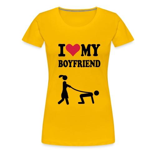 - Women's Premium T-Shirt