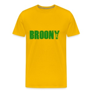 Broony - Men's Premium T-Shirt
