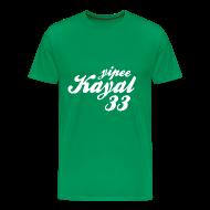 T-Shirts ~ Men's Premium T-Shirt ~ Yipee Kayal