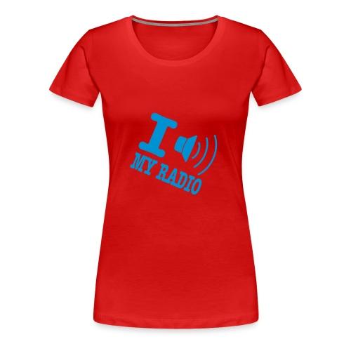 T shirt - Premium T-skjorte for kvinner