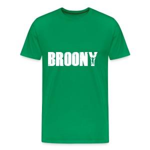 Broony - Men's Premium T-Shirt