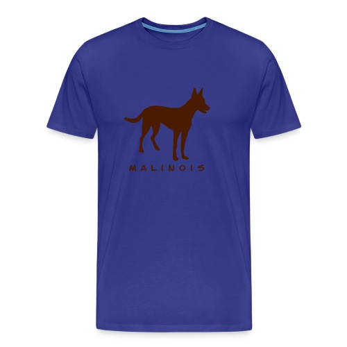 Männer Premium T-Shirt - vorstehen,steh,spread shirt,sitz,platz,dog,chien,aus,Team-Test,T-Shirt,Royal,Rettungshund,Retriever,Rassehund,Outfit,Obedience,Loyal Canin,Longieren,Jaeger,Hunde Shirts,Hund,Flyball,Dog Dancing,Border Collie,Agility weltmeister