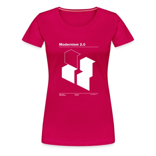 Modernism 2.0 - Women's Premium T-Shirt