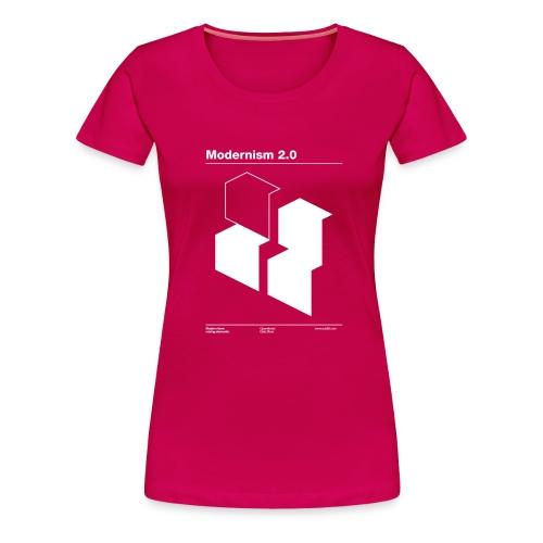 Modernism 2.0 - Women's Premium T-Shirt