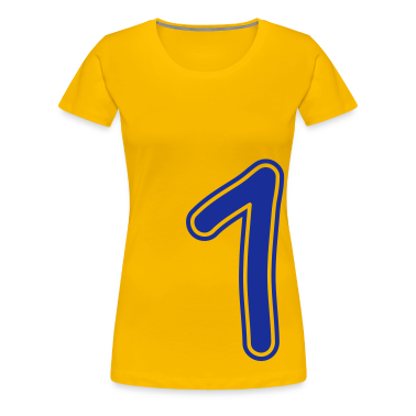 number_one_1c T-Shirts