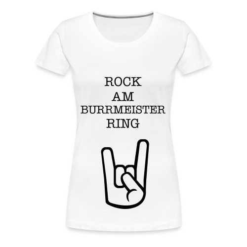 Rock Metal - Frauen Premium T-Shirt