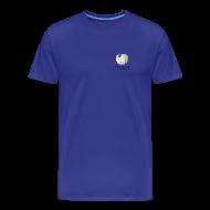 Tee shirts ~ T-shirt Premium Homme ~ Wikipédia poitrine Couleur