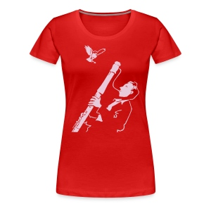 Robin & Bass - Frauen Premium T-Shirt