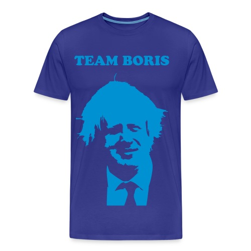 TEAM BORIS - Men's Premium T-Shirt
