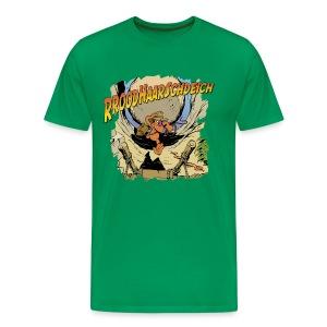 Rroodhaarschdeich - Männer Premium T-Shirt