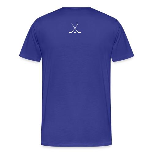 Mikke Granlund 64 Blue Men - Miesten premium t-paita
