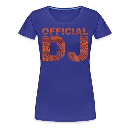 dj print - Women's Premium T-Shirt