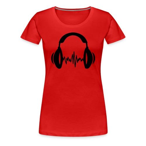 Djane - Frauen Premium T-Shirt