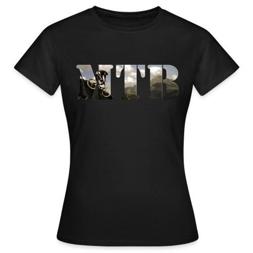 MTB Shirt - T-shirt Femme