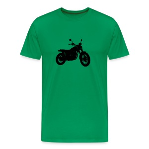 GrassTracker - Men's Premium T-Shirt