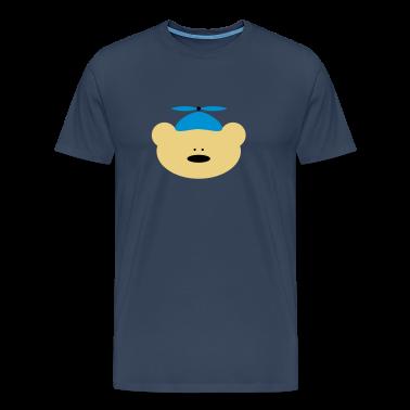 Propeller Hat Teddy Bear T-Shirts
