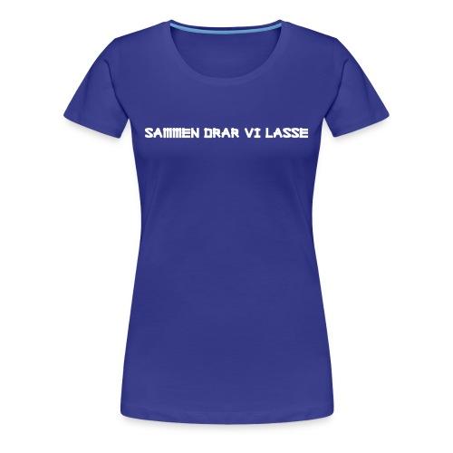 Lasse - Premium T-skjorte for kvinner