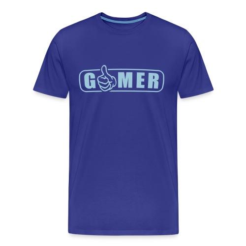 Gamer T-Shirt - Men's Premium T-Shirt