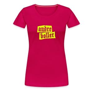 T-skjorte for damer - andre boller - Premium T-skjorte for kvinner