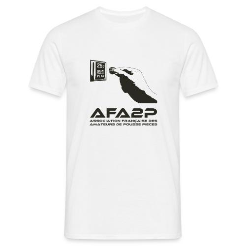 L'AFA2P monochrome (Dark) - T-shirt Homme