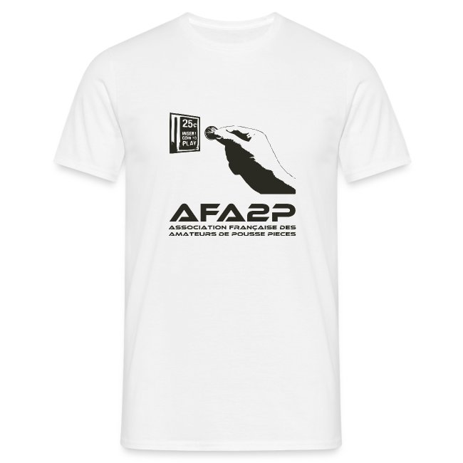 L'AFA2P monochrome (Dark)