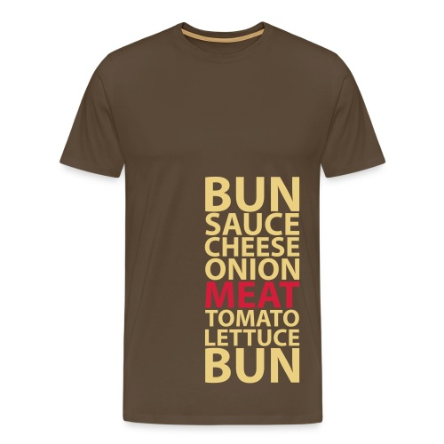 Tshirt so good you'll want to eat it! - Men's Premium T-Shirt