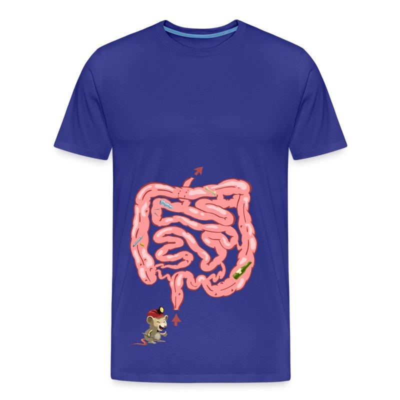 Hamster mind-breaker - T-shirt Premium Homme