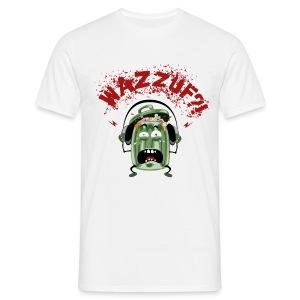 Wazzuff !! (pour fond clair) - T-shirt Homme
