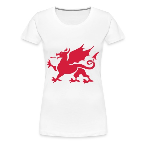 cymru - Women's Premium T-Shirt