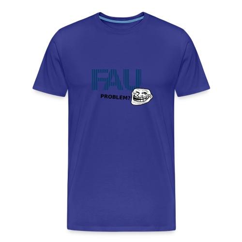 Trolllogo - Männer Premium T-Shirt