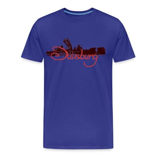 Duisburg Landschaftspark Nord - Männer Premium T-Shirt