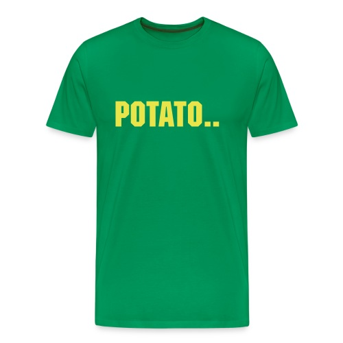 POTATO Love - Men's Premium T-Shirt