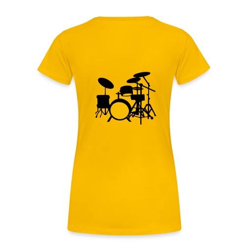 Rockeando - Camiseta premium mujer
