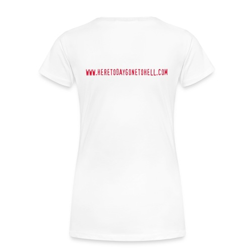 2011 - Women's white Girlie Shirt - Women's Premium T-Shirt