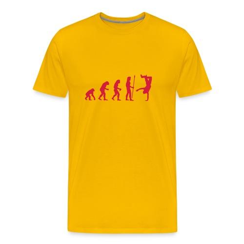Evolution Streetdance - Männer Premium T-Shirt
