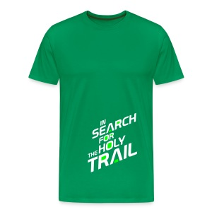 'Holy Trail - Männer Premium T-Shirt