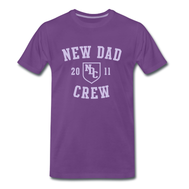 NDC - NEW DAD CREW 2011 T-Shirt LF