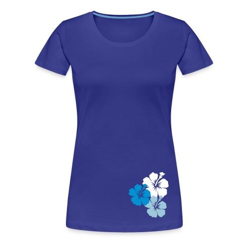 sun_flower - T-shirt Premium Femme