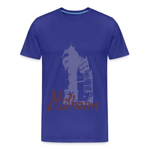 Mülheim Aquarius - Männer Premium T-Shirt